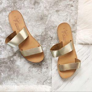 Joie | Avalon Leather Sandals